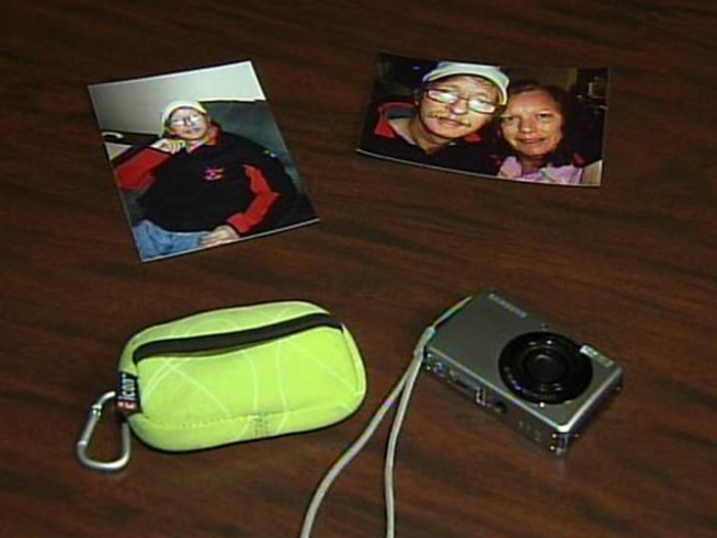 Missing Camera Returns Memories of Dad