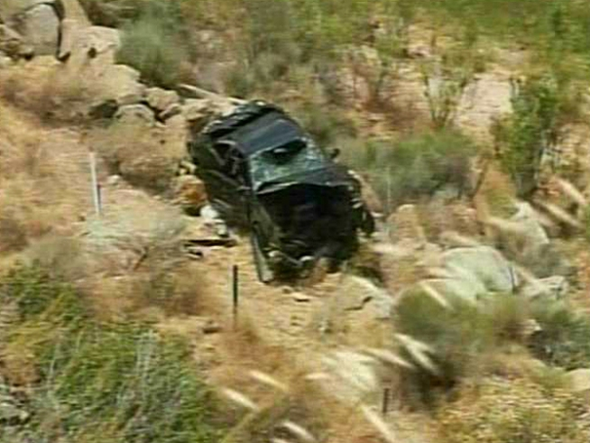 Woman Found Alive 5 Days After Crash