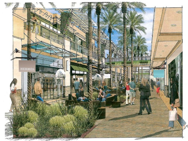 Fashion Valley Gets a Makeover