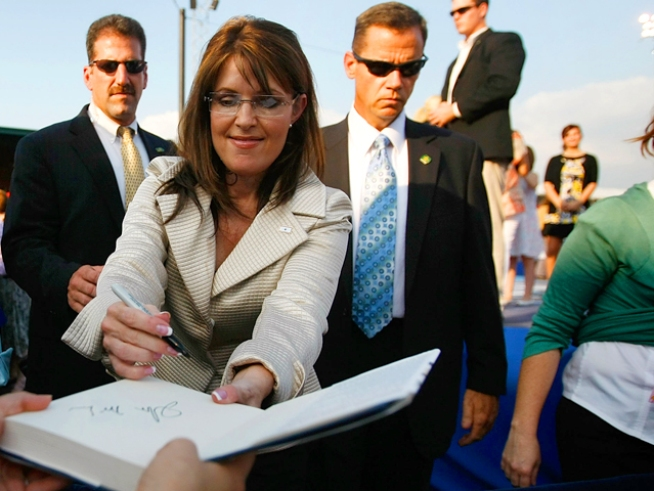 Sarah Palin in Pictures