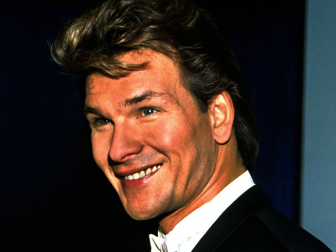 "Patrick Swayze To Wife Lisa: ""I Will Love You Forever"""