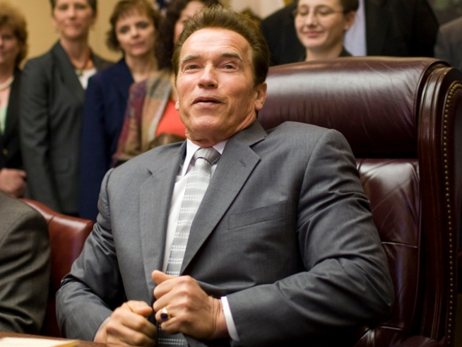 Arnie Hates Kids, Women, AIDS Patients