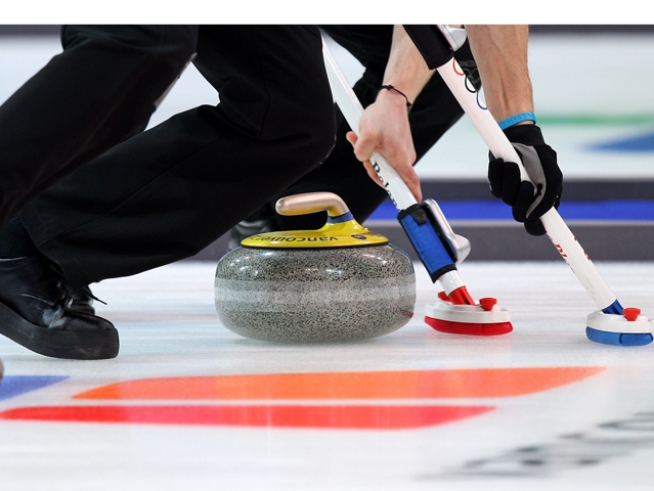 Ice Curling.  Ever Heard of It?