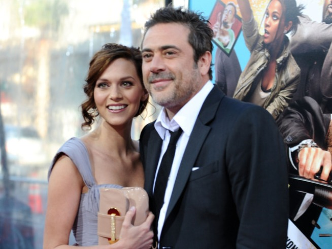 Jeffrey Dean Morgan & Hilarie Burton Welcome A Son