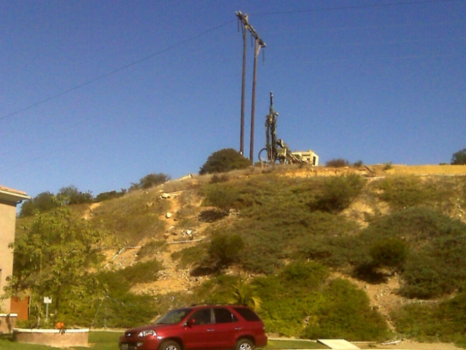 SDG&E Power-Line Project Blasted