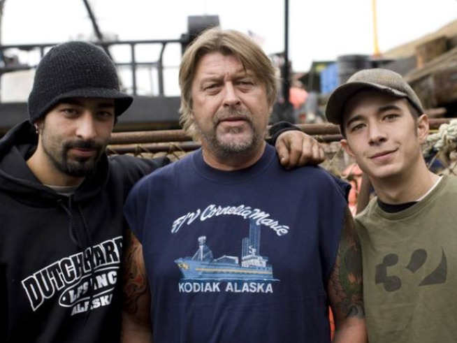 """Deadliest Catch"" Skipper's Last Days With Sons"