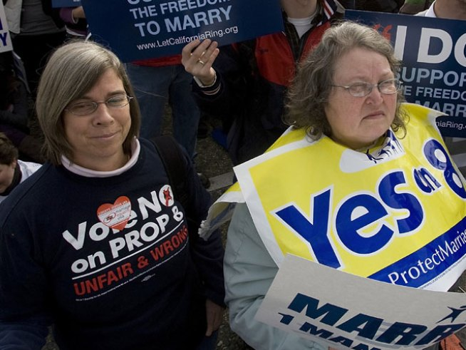 "No ""Undo Prop 8"" Campaign Next Election"