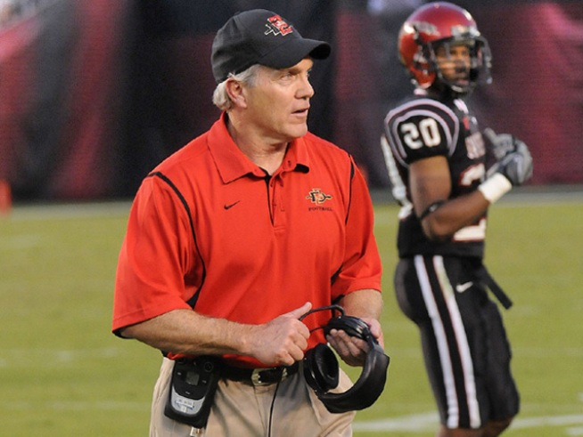 Aztecs Go Long for Hoke's Replacement