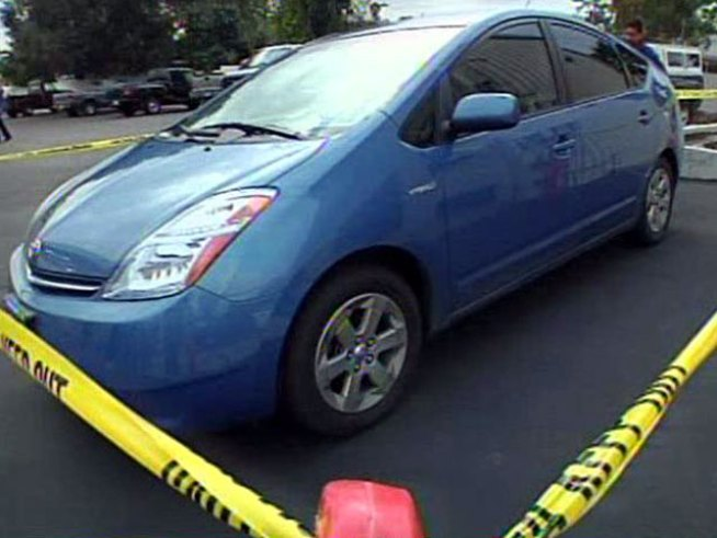 Raw Video: Complete Runaway Prius 911 Tape