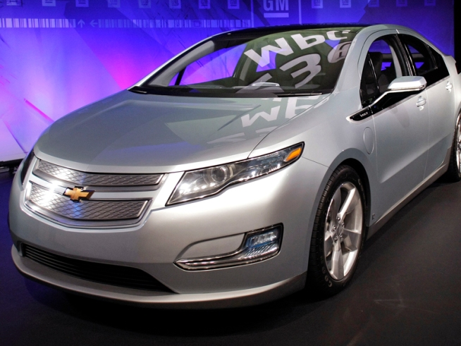 Whoa! Chevy Volt Boasts 230 MPG