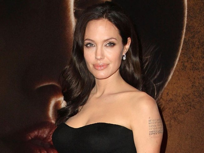 Hollywood's New Take on Angelina Jolie