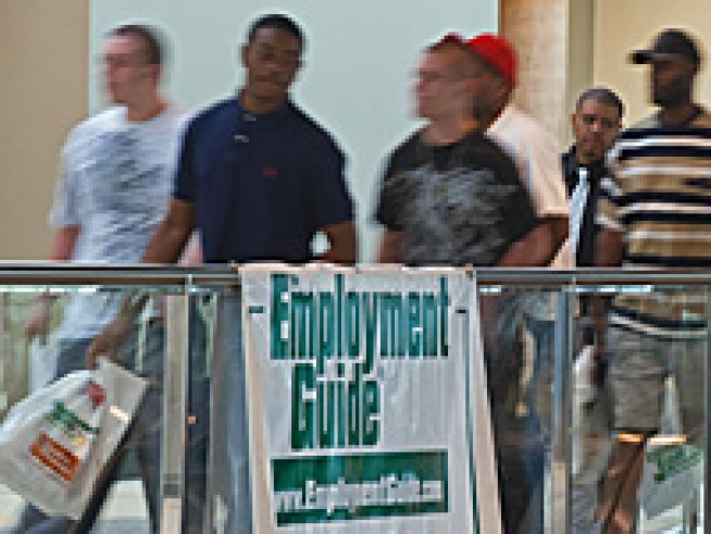 New Jobless Claims Make a Surprise Jump