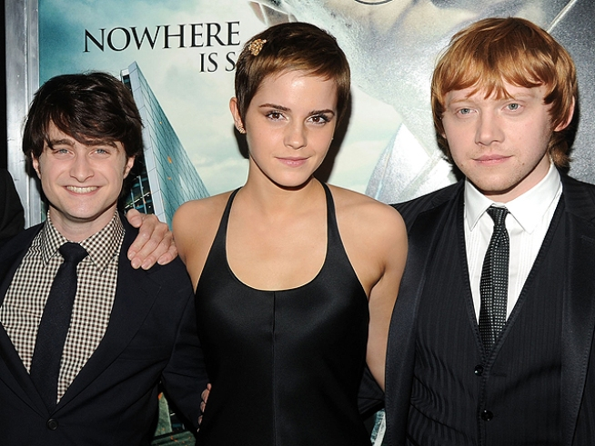 """Potter"" Bewitches at Box Office"
