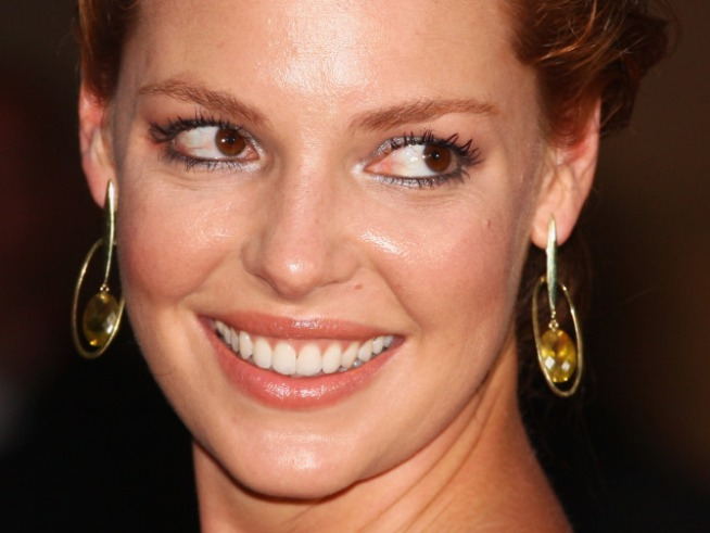 Katherine Heigl On How Motherhood 'Changed Everything,' Her Future At 'Grey's' & Going Brunette