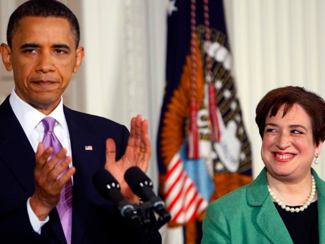 Defining Elena Kagan: Battle Lines Drawn on Blank Canvas