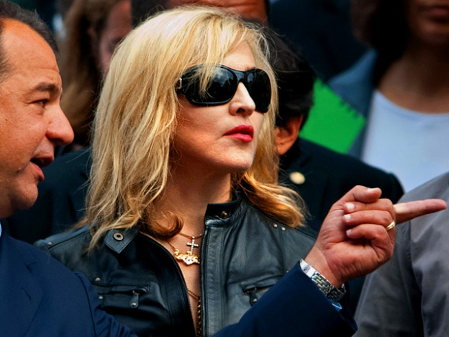 Madonna's Charity Head Blasts Land Dispute Reports