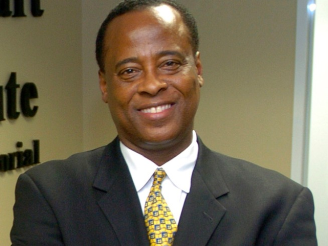 Dr. Conrad Murray Due In Court For Vegas Child Support Case
