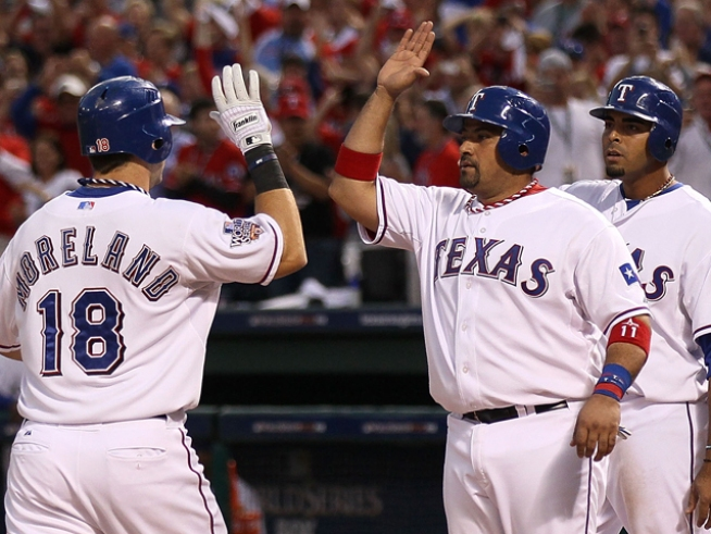 Rangers Edge Giants in Game 3