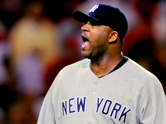 Sabathia Plays Ace Card, Yanks on World Series Doorstep
