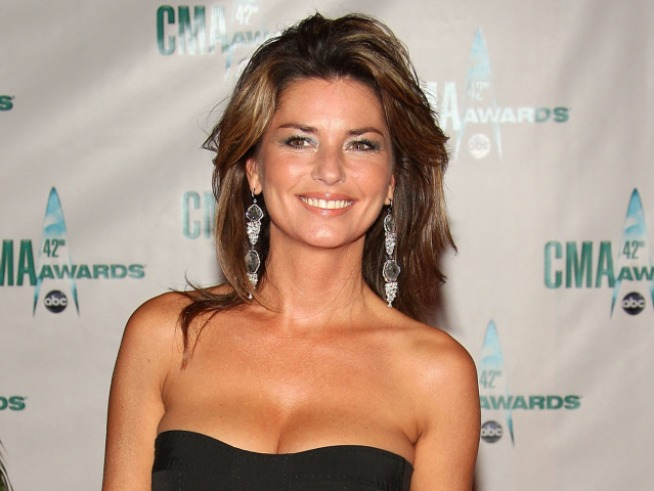 "Report: Shania Twain Heading to ""American Idol"""