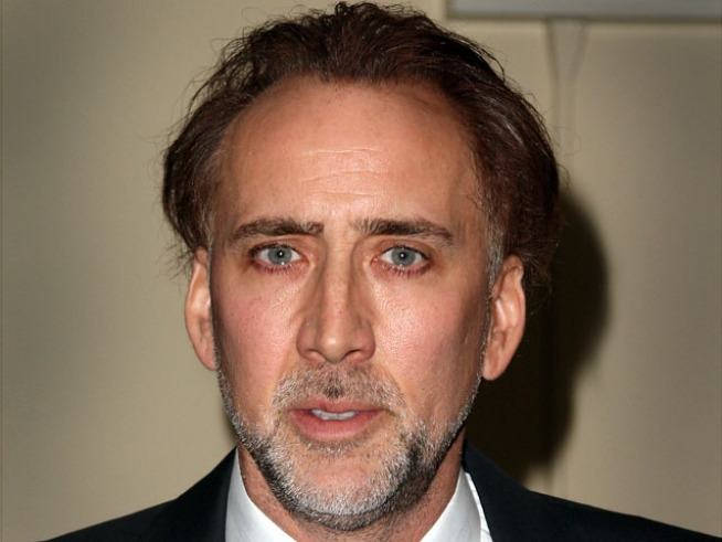 Nicolas Cage: One-Man Real Estate Bubble