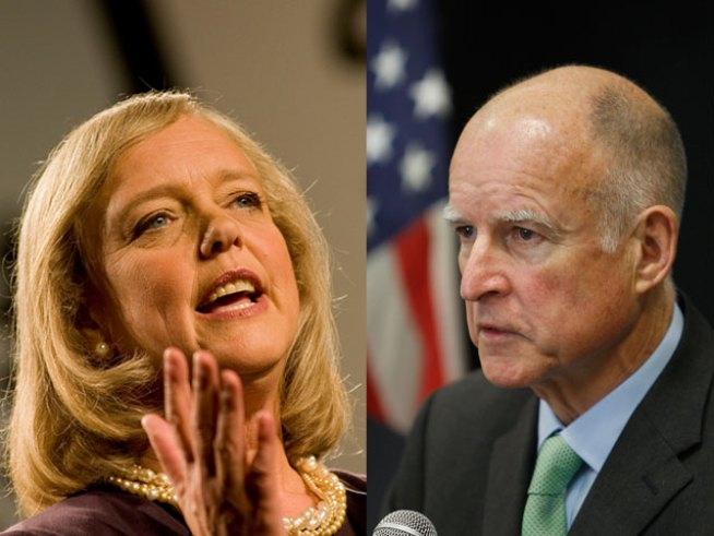 Dead Heat in Race to Calif. Governor's Seat