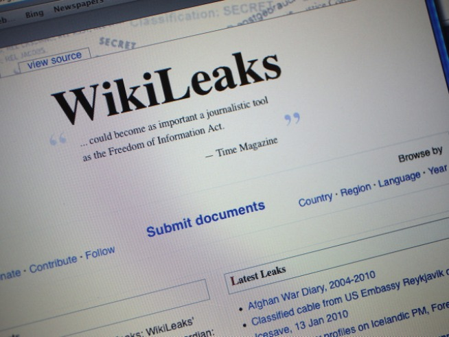 WikiLeaks Prompts Internal Federal Crackdown
