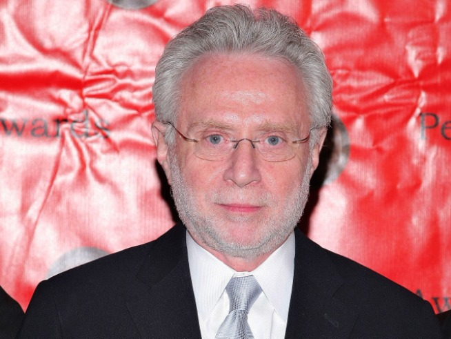 What's Behind Blitzer's Beard?