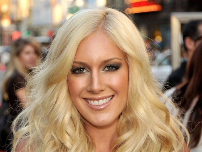 Heidi Montag Wants Baby for Headlines: Source