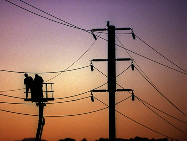 SDG&E Power Line Project Blasted