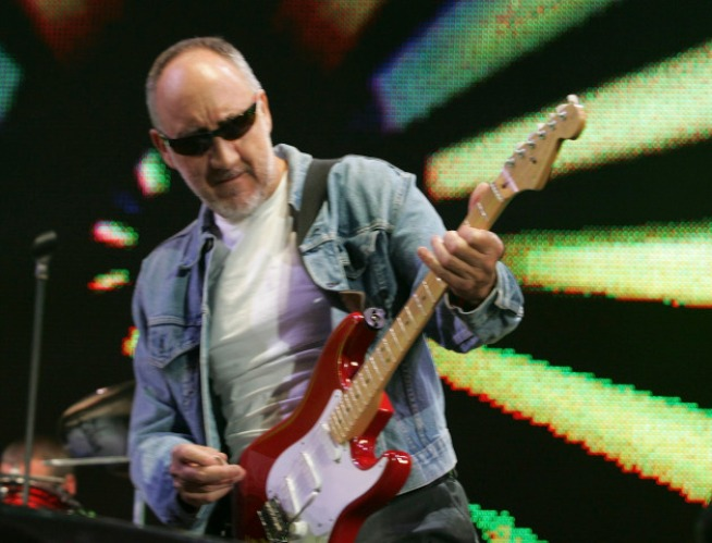 "Pete Townshend: ""It Was Nice"" To Be Part Of Super Bowl"