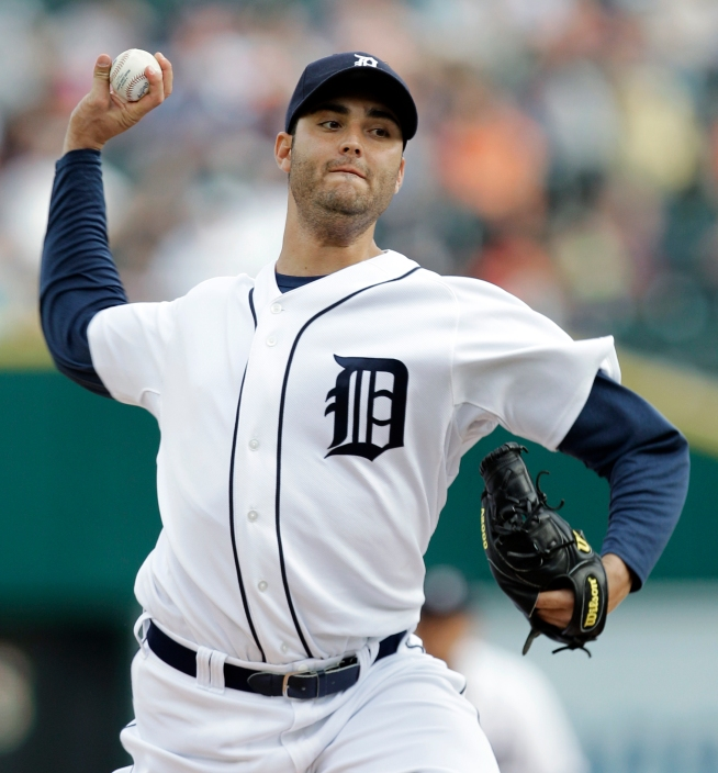 Blown Call Costs Tigers Pitcher a Perfect Game