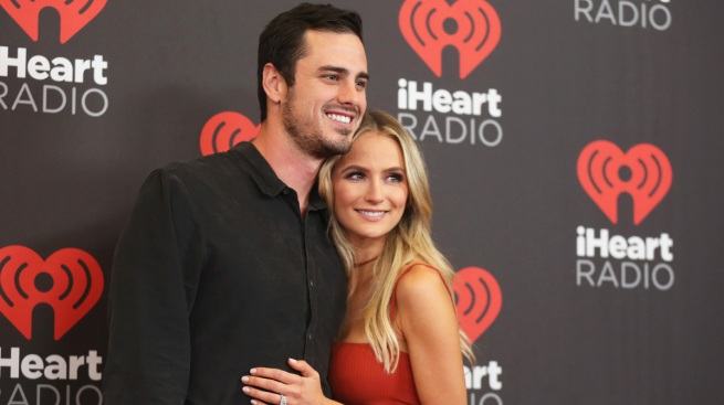 Ben Higgins 'blindsides' Lauren Bushnell and calls off wedding