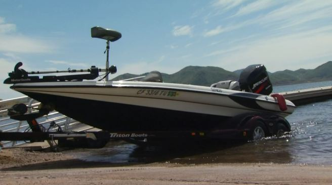 Diamond Valley Lake Once Closed Due to Drought Reopens for Memorial Day Weekend