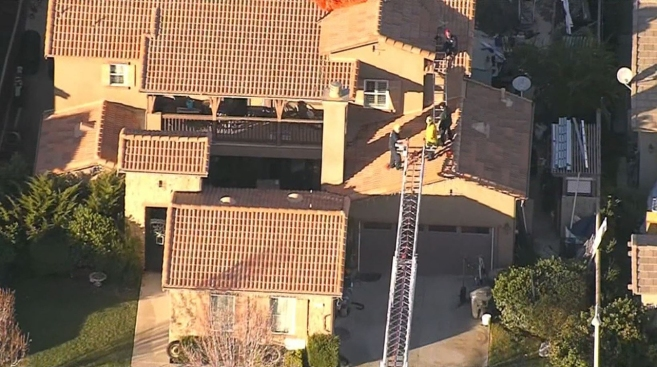 Skydiver Dies After Falling Onto Roof of Riverside County Home