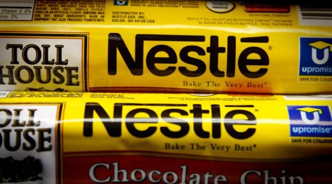 Do Not Eat Nestle Toll House Cookie Dough: FDA