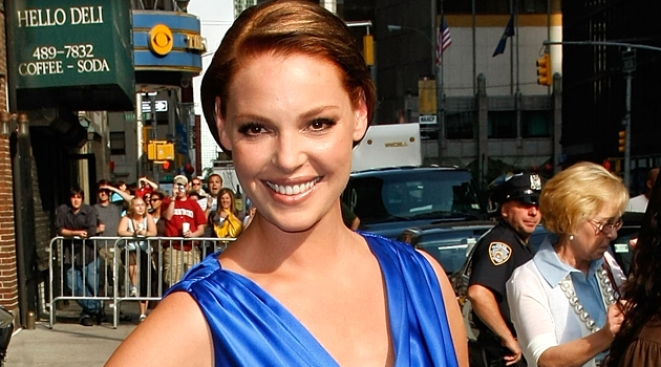 ABC Exec Calls Katherine Heigl's 'Grey's' Complaints 'Unfortunate'