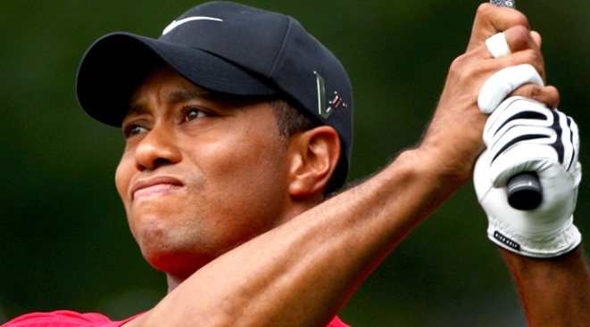Final Round Resumes; Can Tiger Make a Run?