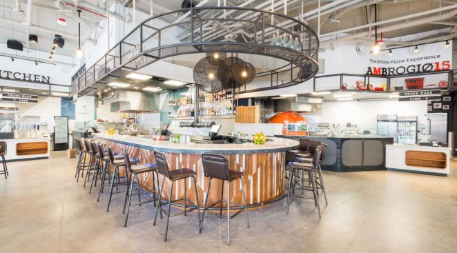 Eater San Diego: Little Italy's New Food Hall; Essential Local Restaurants