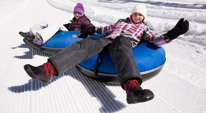 Frosty Freebies: Mammoth Kids' Ski Deal