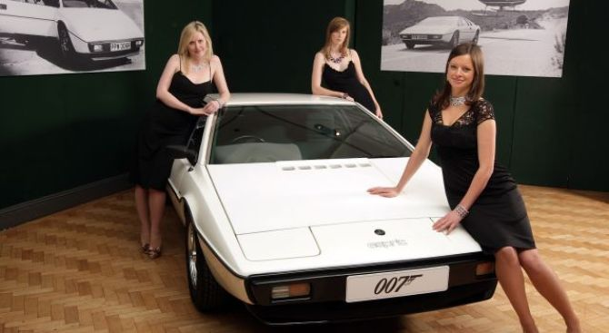 From Stocks and Bonds to James Bonds