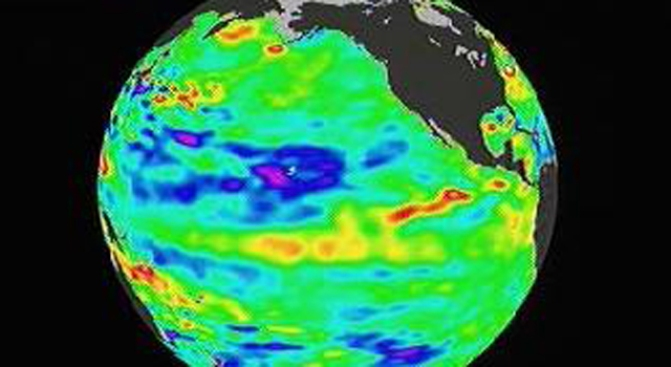 Scientists: El Niño Event is a Strong Possibility