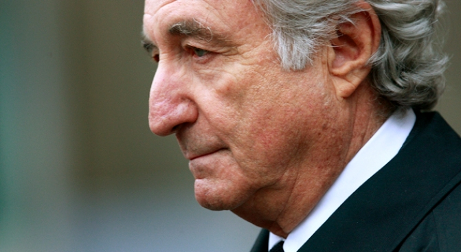SEC Charges Brokerage Firm With Fraud in Madoff Case