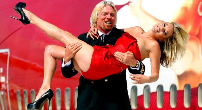 "Virgin Atlantic's Cabin Crew Gets a ""Whispering Coach"""