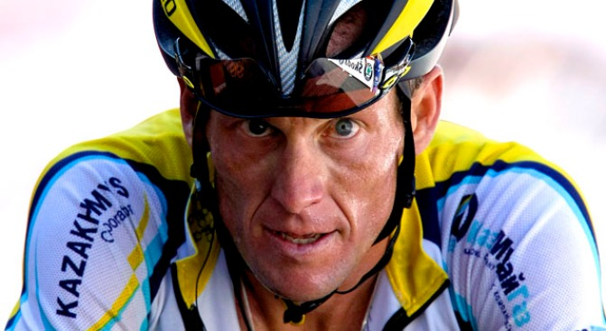 Armstrong: USADA Investigation 'Reeks of Vendetta'