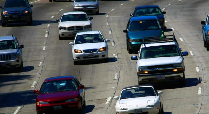 San Diego's Traffic Makes Top 10 Worst