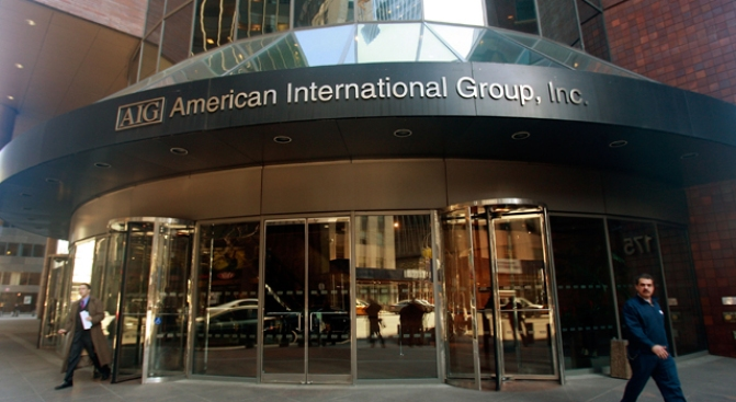 AIG May Have Jeopardized Future Bailouts: Kanjorski