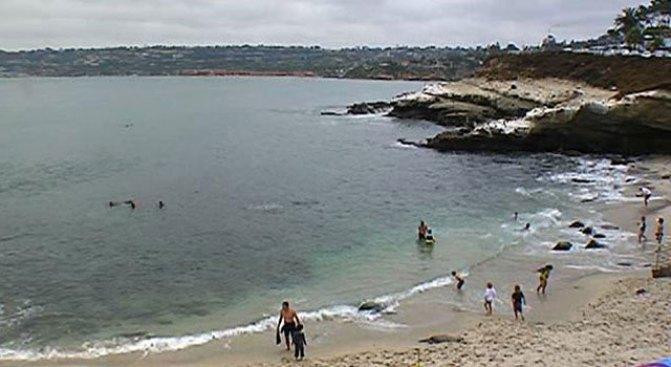 Weird Rip Currents Spook La Jolla Divers