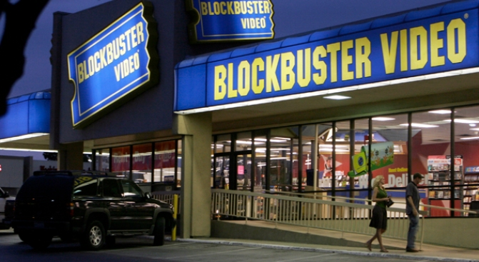 Blockbuster Fined for Defrauding Customers