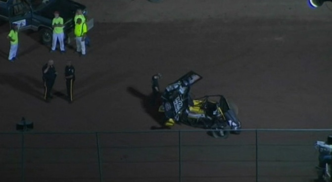 NASCAR Driver, Long Beach Native Dies in Speedway Crash